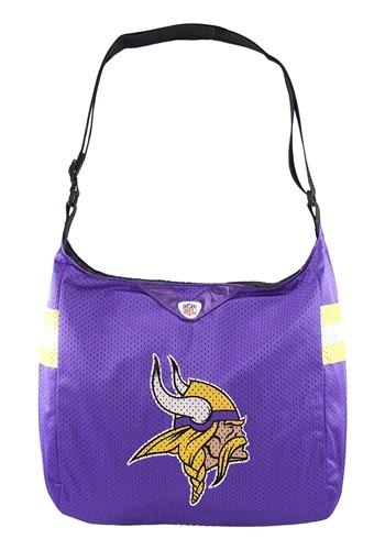 NFL Minnesota Vikings Team Jersey Tote Bag