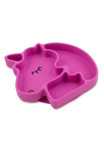 Unicorn Silicone Grip Dish
