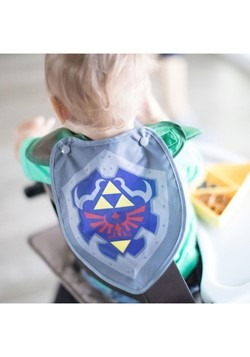 Legenda of Zelda Link SuperBib with Cape (6-24 months) Alt 2