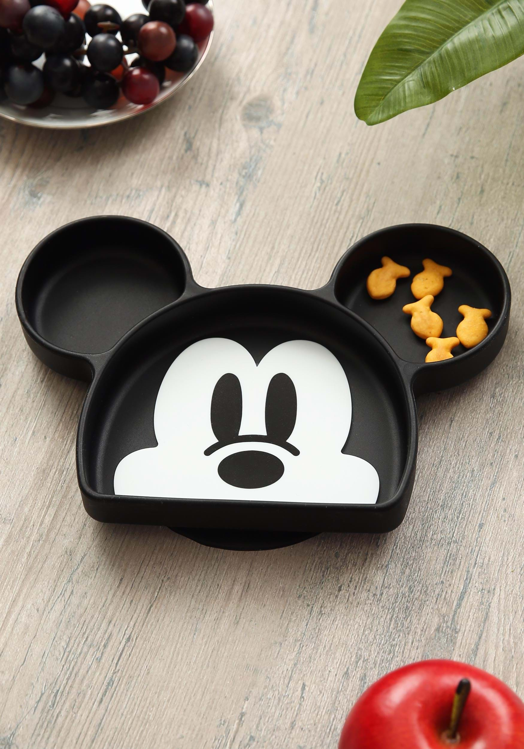 Mickey Mouse Disney Silicone Grip Dish