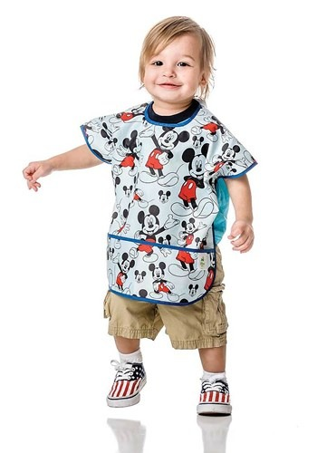 Mickey Mouse Classic Juniors Bib 1 3 years