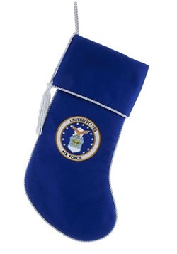 US Air Force Rope Braided Stocking