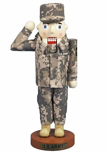 US Army Soldier Nutcracker