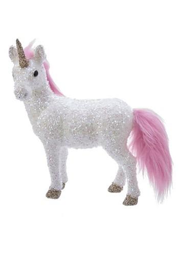 White Unicorn Tablepiece Décor