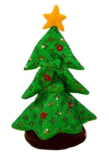 """18"""" Singing & Rocking Christmas Tree"""