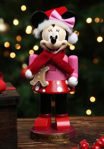 Minnie Mouse w/ Gingerbread Nutcracker-Update