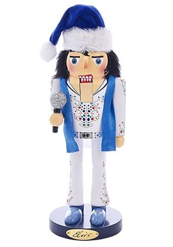 "Elvis Presley The King 11"" Nutcracker"