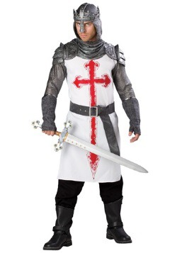 Men's Noble Crusader Knight Costume