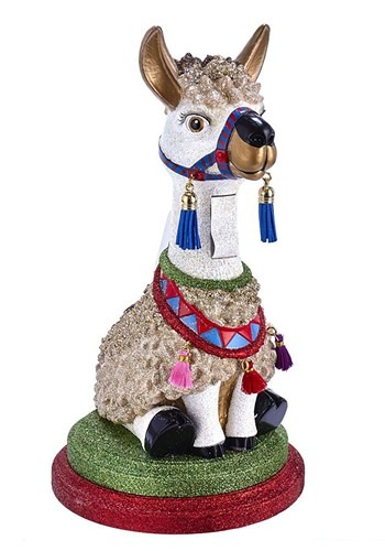Llama 11 5 Hollywood Nutcracker