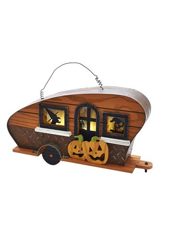 LED Halloween Camper Wall Décor - from $24.99