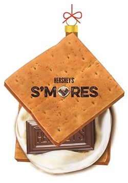 Hershey's Smores Ornament