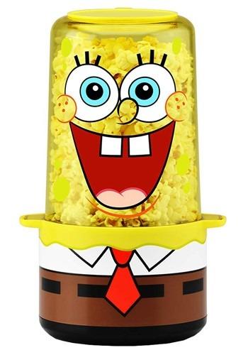 Spongebob Mini Stir Popcorn Popper