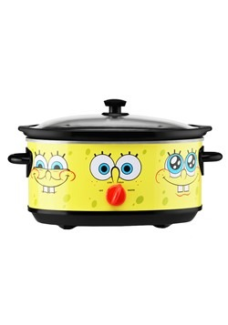 Spongebob 7 Quart Crock Pot