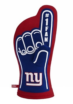 New York Giants Cotton Oven Mitt