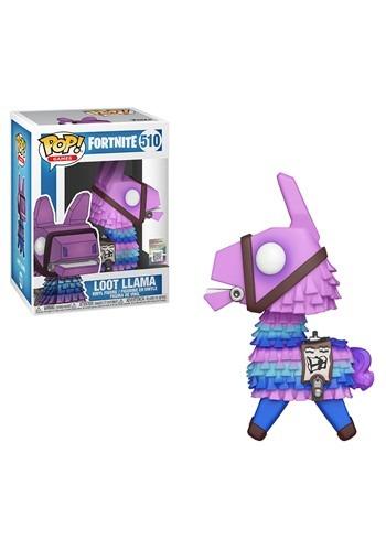 Pop Games Fortnite Loot Llama Figure