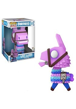 Pop Games Fortnite 10 Inch Loot Llama Figure