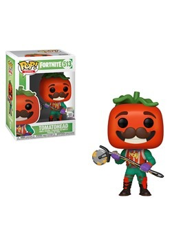 Pop! Games: Fortnite- Tomatohead