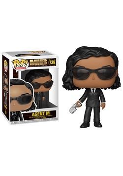 Pop! Movies: Men in Black- Agent M