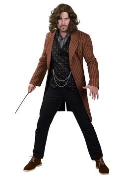 Harry Potter Adult Plus Size Sirius Black Costume 1