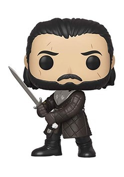 Pop! TV: Game of Thrones Season 8- Jon Snow