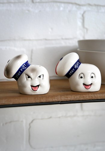 Ghostbusters Salt & Pepper Shakers