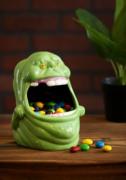 Ghostbusters Slimer Big Mouth Candy Dish Updated