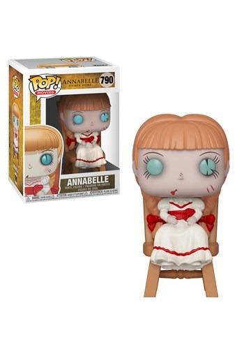 Pop! Movies: Annabelle- Annabelle in Chair1