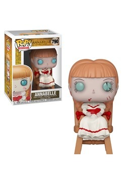 POP Movies Annabelle Annabelle in Chair