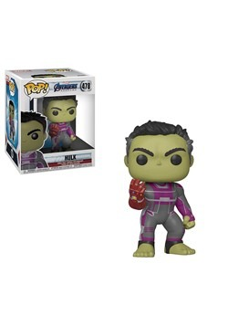 "Pop! Marvel: Avengers: Endgame- 6"" Hulk"