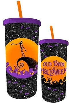 Nightmare Before Christmas Jack's Town Glitter 20o