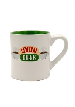 Friends Central Perk 20oz Jumbo Ceramic Mug Main Update