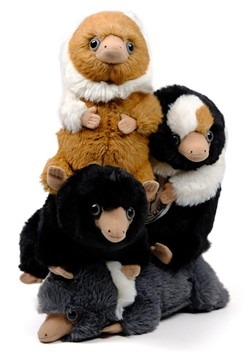 Fantastic Beasts Baby Niffler Plush Set