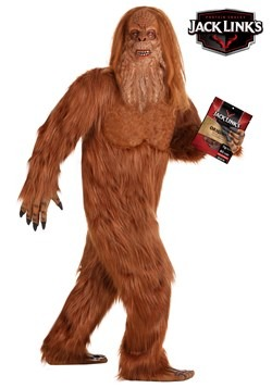Jack Links Plus Size Adult Sasquatch Costume 1