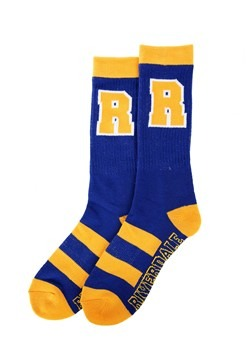 Riverdale 'R' Crew Socks
