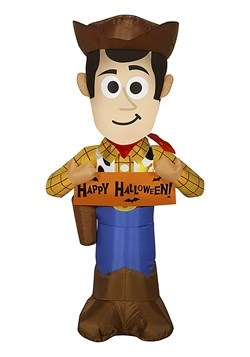 Toy Story Inflatable Woody with Banner Update 1