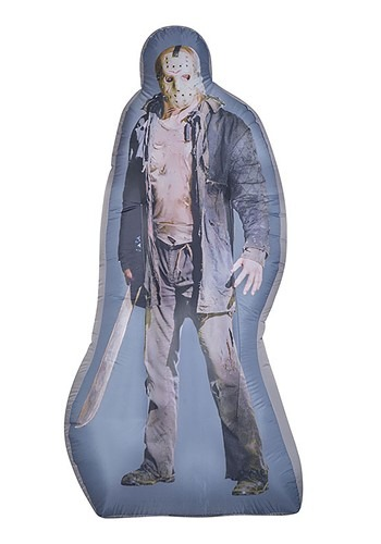 Photo Realistic Inflatable Jason Voorhees
