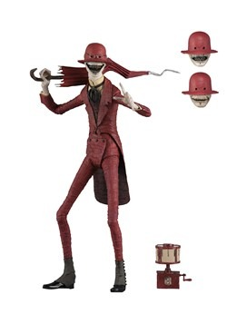 "The Conjuring Universe Crooked Man 7"" Action Figur"