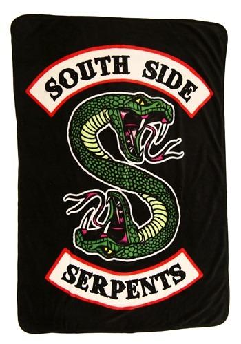 Riverdale South Side Serpents Fleece Blanket
