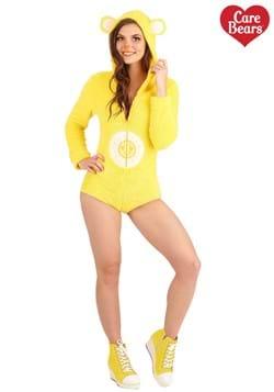 Women's Funshine Bear Romper Costume-1