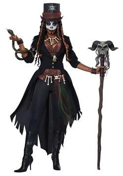 Adult Plus Size Voodoo Magic Costume