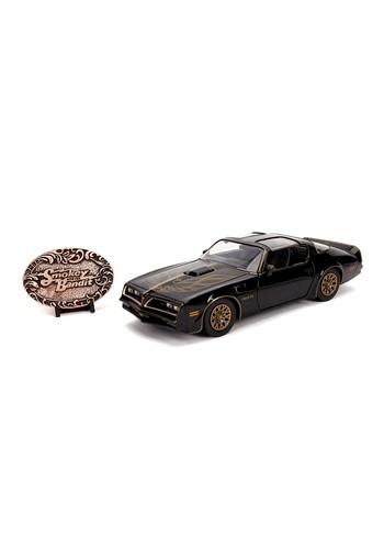 Smokey & the Bandit 1977 Firebird 1:24 Scale Vehicle