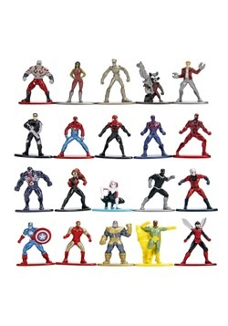 Marvel Nano Figs 20 Pack