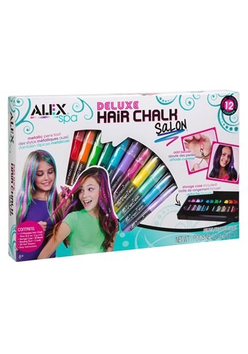 Deluxe Hair Chalk Salon