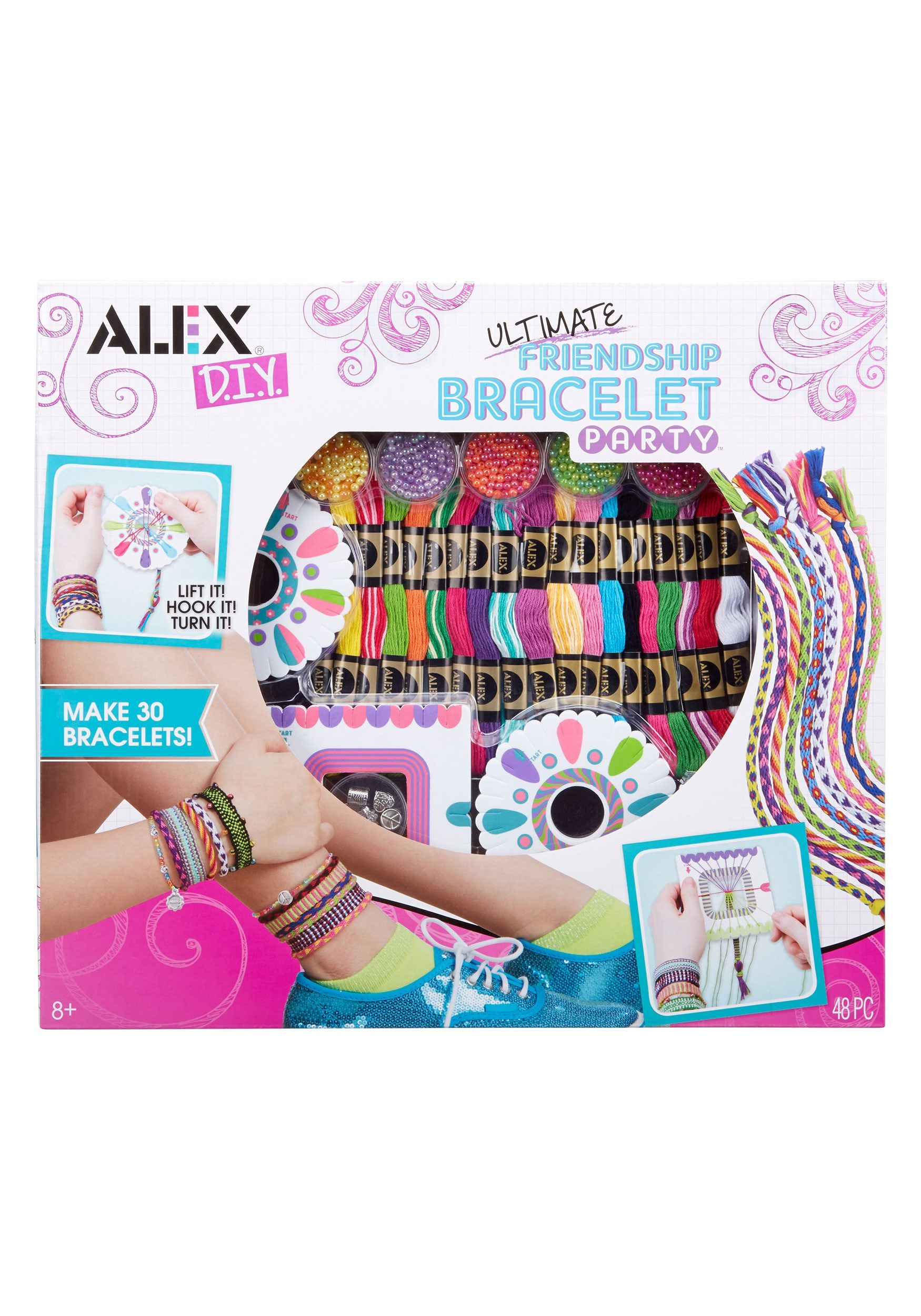 DIY_ALEX_Toys_Ultimate_Friendship_Bracelet_Party