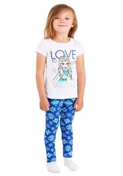 Frozen Love to Sparkle Toddler Girls 2pc Set update