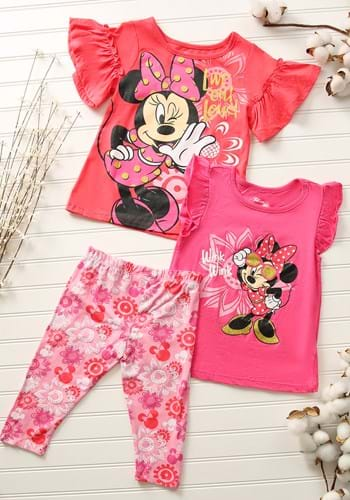 Minnie Mouse 3 Piece Set for Kids Upd