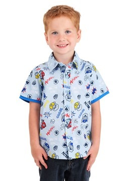Paw Patrol Button Up Shirt