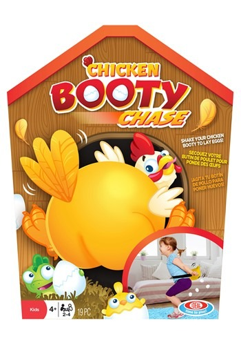 Chicken Booty Chase Game
