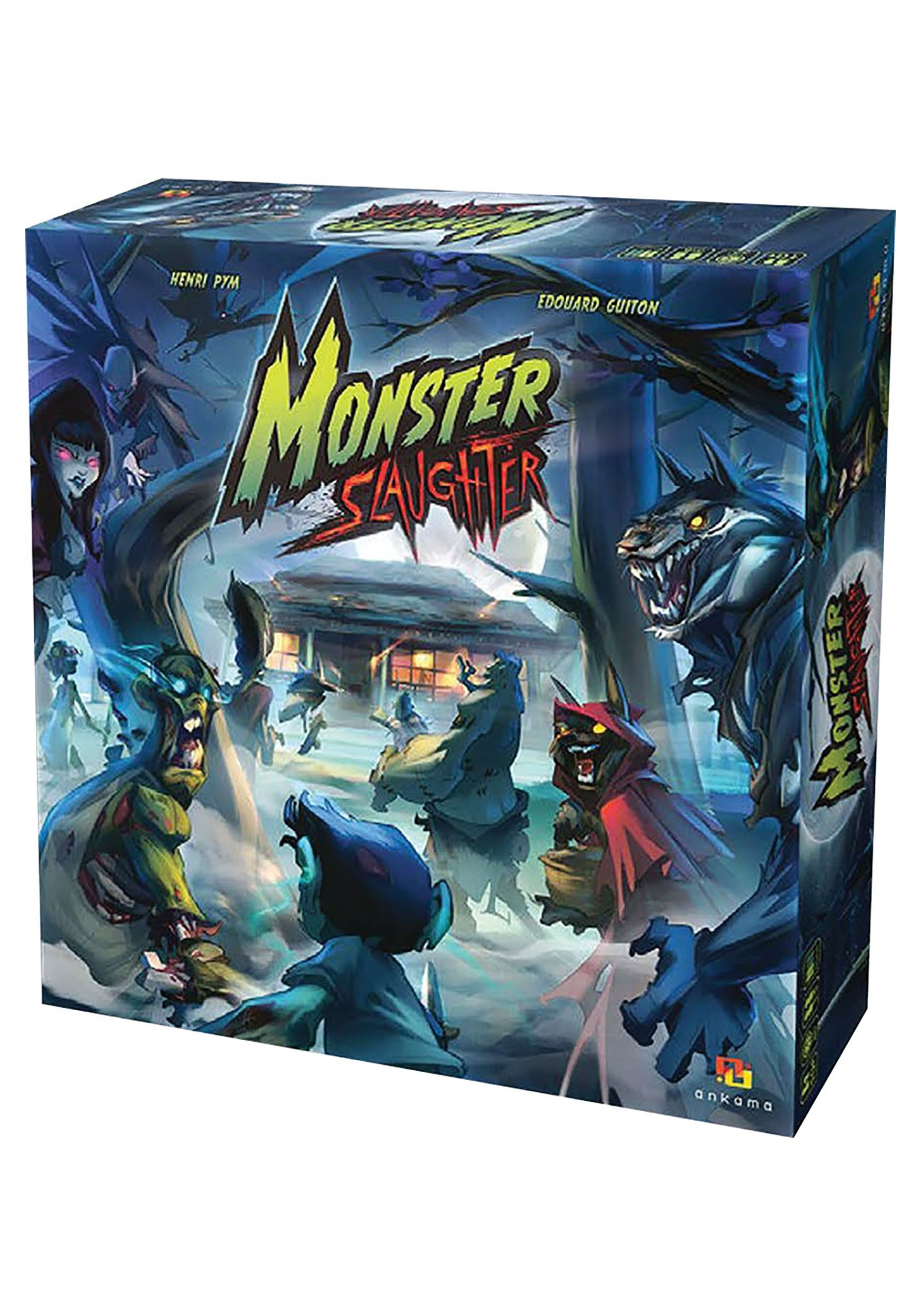 The Monster Slaughter Board Game