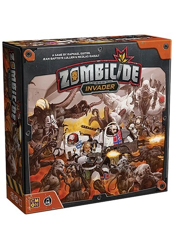 Zombicide: Invader Board Game